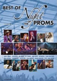 Cover  - Best Of Night Of The Proms Volume 3 [DVD]